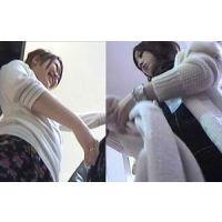 【HD高画質】kawaiiショップ店員のパンチラ事情no34(顔アリ)
