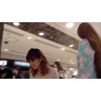 【HD高画質】kawaiiショップ店員のパンチラ事情no19(顔アリ)