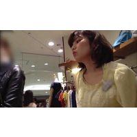 【HD高画質】kawaiiショップ店員のパンチラ事情no9(顔アリ)