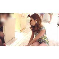 【HD高画質】kawaiiショップ店員のパンチラ事情no3(顔アリ)