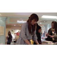 【HD高画質】kawaiiショップ店員のパンチラ事情no7(顔アリ)