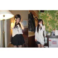 【素人撮影】二人のカワイイ女子○生・・・かな18歳&みずき18歳