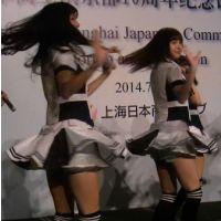 究極の癒やしとチラリズム!日本発、上海でブレイク中のアイドルを至近距離からズームイン!Vol.2