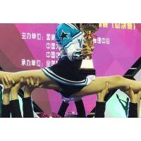 【俺目線のチアP】競技会場のチアマットで狂い撮りシリーズ (1)
