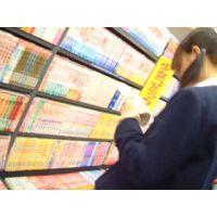 逆さ撮り星柄のパンチュ学生ルーズソックス【動画】rere 14と06セット販売