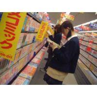 逆さ撮り星柄のパンチュ学生ルーズソックス【動画】rere 12〜14セット販売