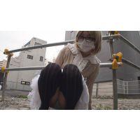女装子・花音ちゃん【池袋●WL】【おじさんと69&手コキされ顔射】(1/2)