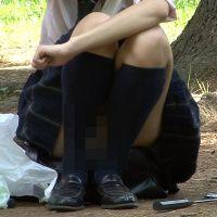 【HD動画】 制服パンチラ JK Vol.2