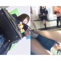 JKちゃん抜き打ちパンツ検査 vol.45