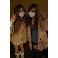 【期間限定】【フルHD】声掛け☆エリとマリナ【現役J○3】