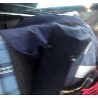 バスに乗る制服女子校生を逆さ撮り美味しそうなお尻【動画】島人 3作品セット販売 06 07 09