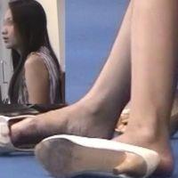 【SD動画】展示会会場の靴脱ぎオムニバス