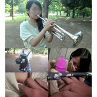 【FC2掲載保留!】現役音大生☆18歳が初めて撮られたエロ動画(1)オチンチンを吹いてもらいました。