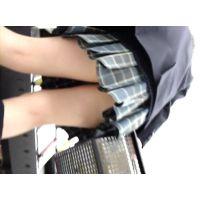 女の子の可愛いパンチュ【動画】パンチラ☆ショッピングvol.109