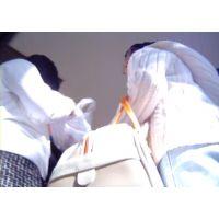 女の子私服ミニスカでお買い物【動画】パンチラ☆ショッピングvol.111
