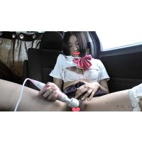 [full HD] 02 that has performed onanism in the car in front of a
