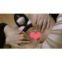 【HD】現役JKのお○んこひんむいちゃった、超接写でごめんなさい!13