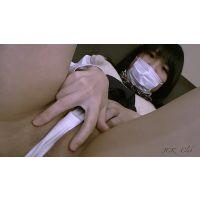 【フルHD】現役JKが初めてカメラの前でオナニーしちゃった(パイパン)03