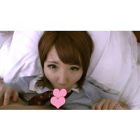 【フルHD】現役JKのお口で生フェラ、口内発射!03