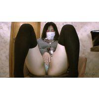 【フルHD】現役JKに恥ずかしいポーズで淫(イン)タビュー15