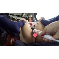 【携帯版】現役JKがドキドキしながらカメラの前で車内オナニーしちゃった(電マ編) 02