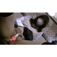 【携帯版】現役JKが初めてカメラの前でオナニーしちゃった(パイパン)03