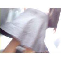 逆さ撮りしたら可愛いピンクのパンチュ履いてました!【動画】エスカレーターでの出来事 その11とその19〜その21セット販売