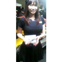 ブスのくせに胸は大きいコンパニオンw東京オートサロン2012【動画】イベント編 805