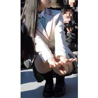 コスプレ2016冬スカートの中が見えてる?生意気レイヤー【動画】イベント編 2805〜2814セット販売