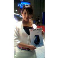 ヨコハマタイヤブースの激カワコンパニオン東京オートサロン2012【動画】イベント編 807〜810セット販売