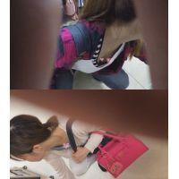 【チクチラ】vol.37 人妻谷間と学生さんのデカ乳首丸覗き!!【乳首・胸チラ】