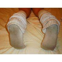 ティーンのえっちぃな下着と綺麗な脚