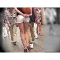 超美脚おすすめ街撮り動画セット