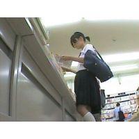 現役J〇!!ロリっ娘パンチラ vol.73