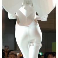 高画質 ぴちぴちボディスーツのモデル