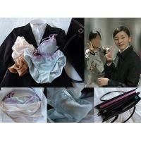 ☆スマホOK☆【就活JD】ゼミの同級生のリクルートスーツと下着に…