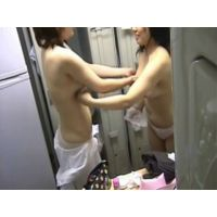 禁断の女子更衣室