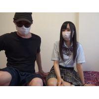 【FC2ライブチャット08】帽子男とアイドル級美少女のりちゃん(JK?)がセックス配信【顔出し】