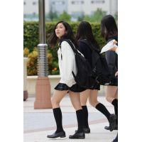 制服女子校生達の放課後風景 File067