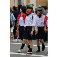 制服女子校生達の放課後風景 File076