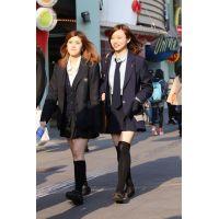 制服女子校生達の放課後風景 File052