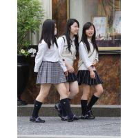 制服女子校生達の放課後風景 File082