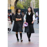 制服女子校生達の放課後風景 File071