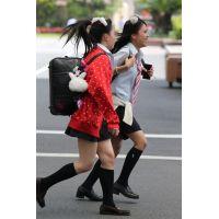 制服女子校生達の放課後風景 File030