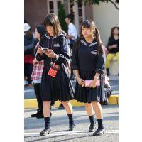 制服女子校生達の放課後風景 File017