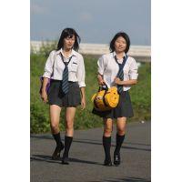 制服JK通学風景 File068