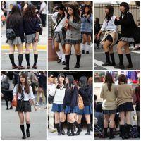 制服女子校生達の放課後風景 File012-B