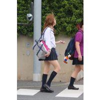 制服JK通学風景 File050
