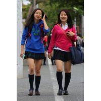 制服JK通学風景 File022