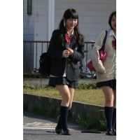 制服JK通学風景 File020